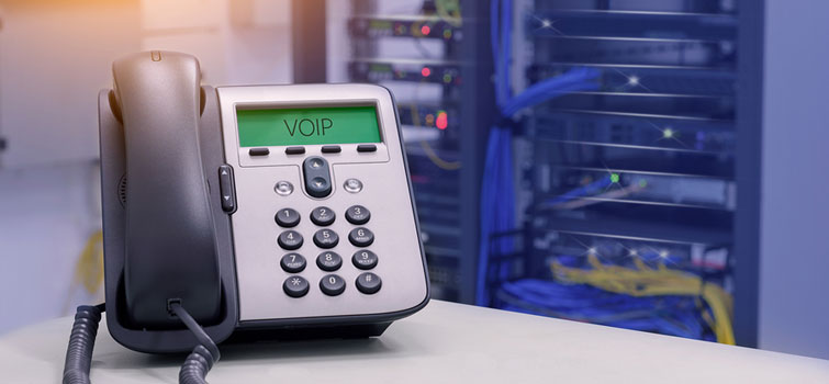 Cloud Hosted VOIP