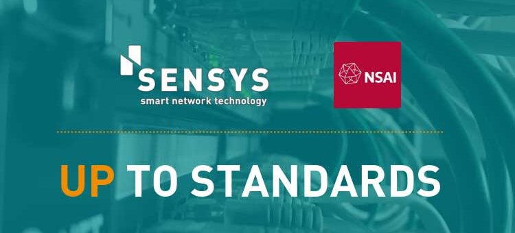 SenSys Structured Cabling and Fibre Optics in the NSAI Metrology Laboratories