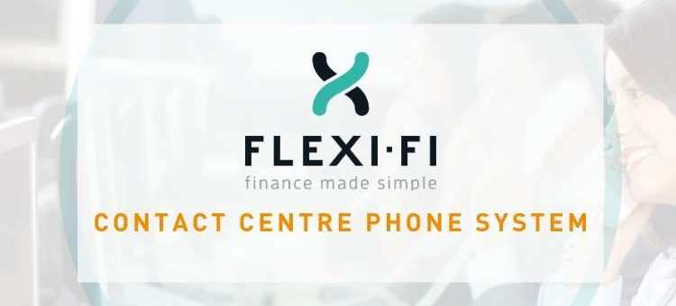 SenSys Tech install contact centre phone system for flexigroup Ireland