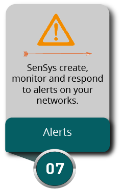 Step 7 - SenSys Tech Alerts