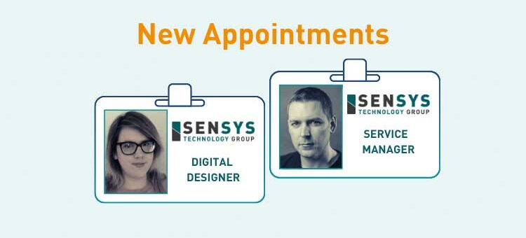 New appointments at SenSys Technology Group