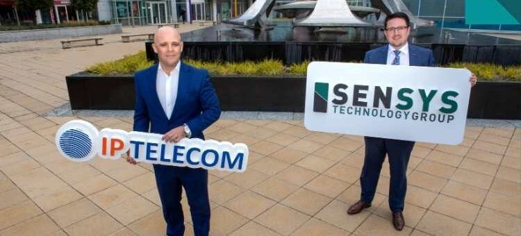 IP Telecom & SenSys Tech partnership